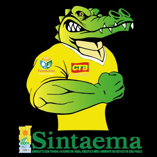 Logo SINTAEMA-SP